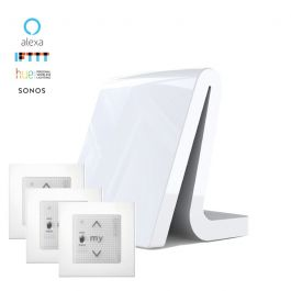 Somfy Smart Home Kit Premium Pure inkl. Funk-Nachrüstung