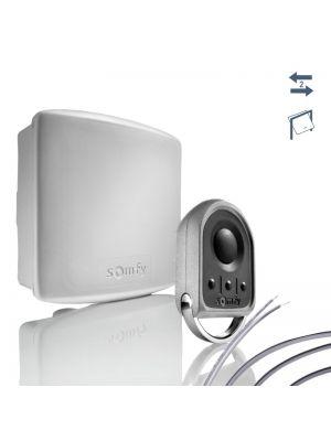 Somfy Funkset io zur Nachrüstung für alle Torantriebe inkl. 1 Handsender